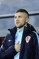 ZAGREB, CROATIA - NOVEMBER 09: Portrait of Ante Rebic of Croatia during the FIFA 2018 World Cup Qualifier play-off first leg match between Croatia and Greece at Maksimir Stadium on November 9, 2017 in Zagreb, Croatia. (Luka Stanzl/PIXSELL)