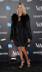 Caroline Stanbury attends The Alexander McQueen: Savage Beauty VIP private view at The Victoria and Albert Museum, Cromwell Road, London on Saturday 14 March 2015
