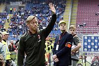 Keisuke Honda<br /> Milano 09-04-2017, Stadio Giuseppe Meazza, Football Calcio 2016/2017 Serie A, Milan - Palermo, Foto Image Sport/Insidefoto