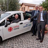 Donazione del Banco BPM alla  Caritas Roma