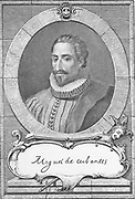 Miguel de Cervantes Saavedra 1547 –  1616)  Spanish novelist, poet, and playwright. His magnum opus Don Quixote  is considered the first modern novel