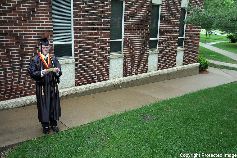 Simpson Graduation, Indianola, Iowa