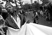 Refugees in Burundi Africa<br /> Photo:Thomas Sjoerup &copy;