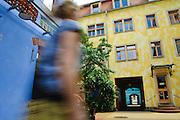 Kunsthof Dresden, Neustadt., Dresden, Sachsen, Deutschland.|.Kunsthof Dresden, Neustadt, Dresden, Germany