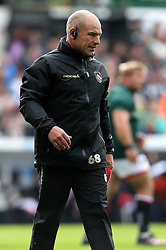 Richard Cockerill director of rugby for Leicester Tigers - Mandatory by-line: Robbie Stephenson/JMP - 08/10/2016 - RUGBY - Welford Road Stadium - Leicester, England - Leicester Tigers v Worcester Warriors - Aviva Premiership