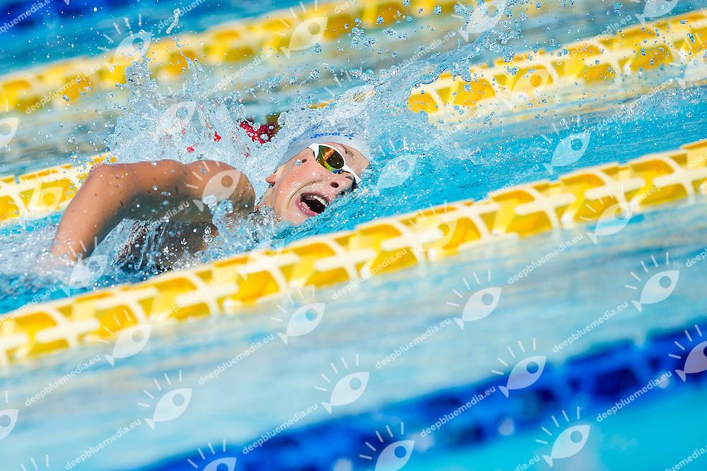 Maria Ginevra Masciopinto ITA<br /> Fimco Sport<br /> 200 Stile Libero Donne Ragazzi<br /> Stadio del Nuoto, Roma<br /> Day 01 04-08-2016<br /> Campionati Italiani di Categoria 2016<br /> Photo Andrea Masini/Deepbluemedia/Insidefoto