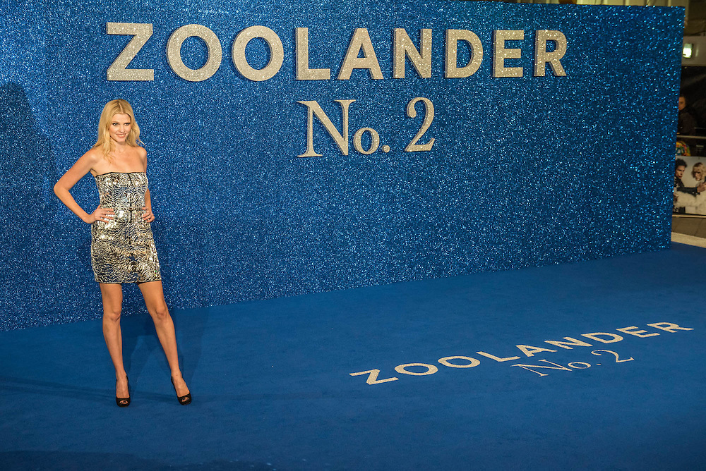 Paramount Pictures Presents A 'Fashionable' Screening of Zoolander No.2  - the sequel directed by and starring Ben Stiller.