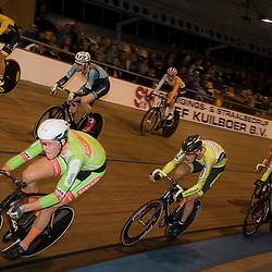 20-12-2015: Wielrennen: NK Baan: Alkmaar<br /> ALKMAAR (NED) baanwielrennen