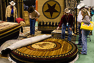 Cowboys from around the country poured into Las Vegas for Cowboy Christmas, a large western-themed trade show associated with the National Finals Rodeo, held from December 4 to December 13, 2008.