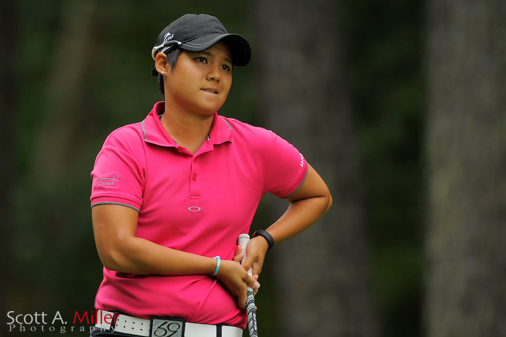 Christabel Goh during the Symetra Tour's Eagle Classic at the Richmond Country Club on August 18, 2012 in Richmond, Va...©2012 Scott A. Miller.