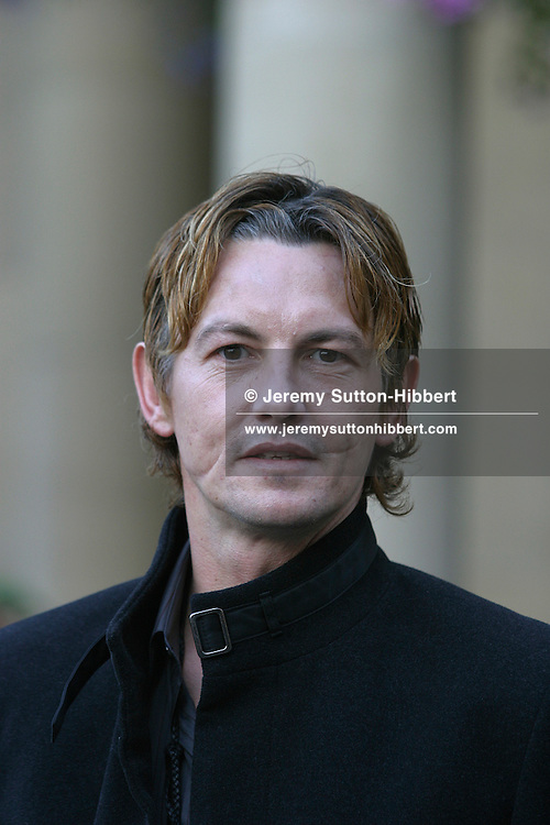 """Tommy Flanagan, actor, at Edinburgh Film festival premiere of his new film """"Trauma""""..(9  pictures, non-exclusive)"""