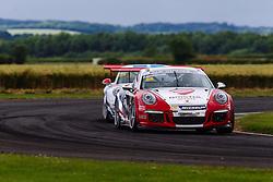 Dino Zamparelli   Bristol Sport Racing   #88 Porsche 911 GT3 Cup car   Porsche Carrera Cup GB   Race 1 - Mandatory byline: Rogan Thomson/JMP - 07966 386802 - 28/06/2015 - SPORT - MOTORSPORT - North Yorkshire, England - Croft Circuit - BTCC Meeting Day 2.