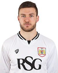 Loanee goalkeeper Richard O'Donnell of Bristol City - Mandatory byline: Rogan Thomson/JMP - 21/01/2016 - FOOTBALL - Failand Training Ground - Bristol, England - Bristol CIty Headshots.