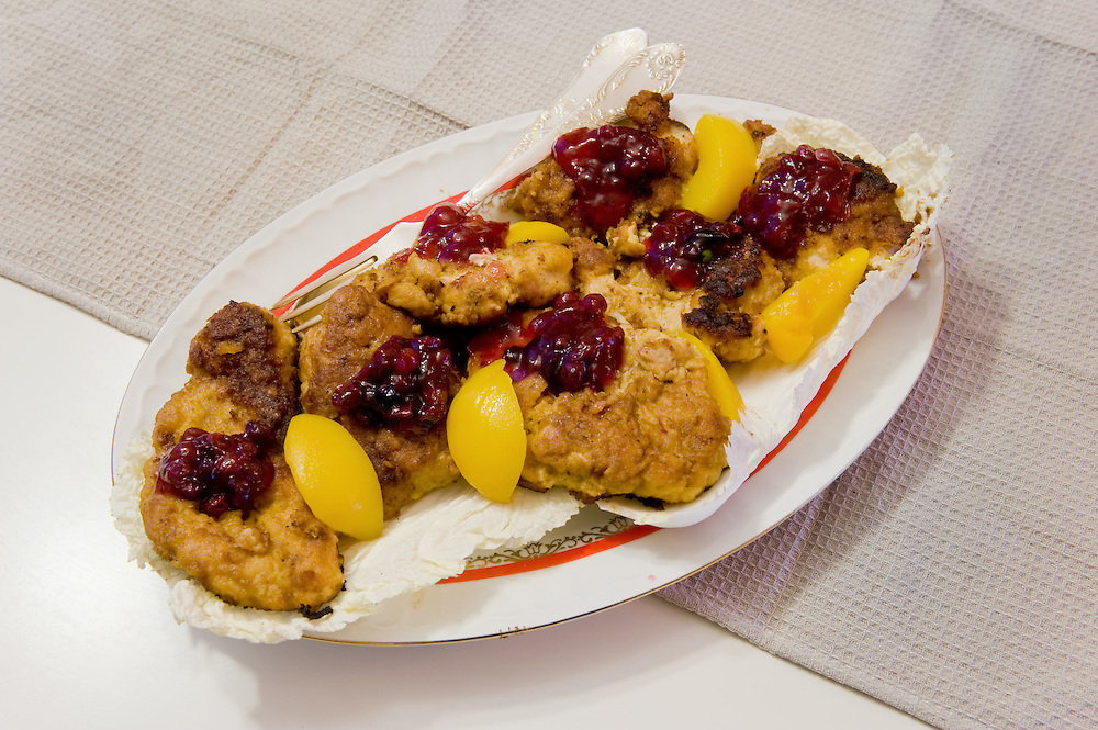 Turkey schnitzel <br />
