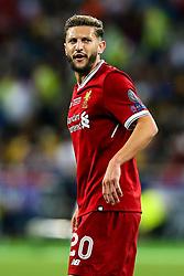 Adam Lallana of Liverpool - Mandatory by-line: Robbie Stephenson/JMP - 26/05/2018 - FOOTBALL - Olympic Stadium - Kiev,  - Real Madrid v Liverpool - UEFA Champions League Final