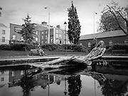 Anna Livia Sculpture, Croppies Memorial Park, Dublin, 1988