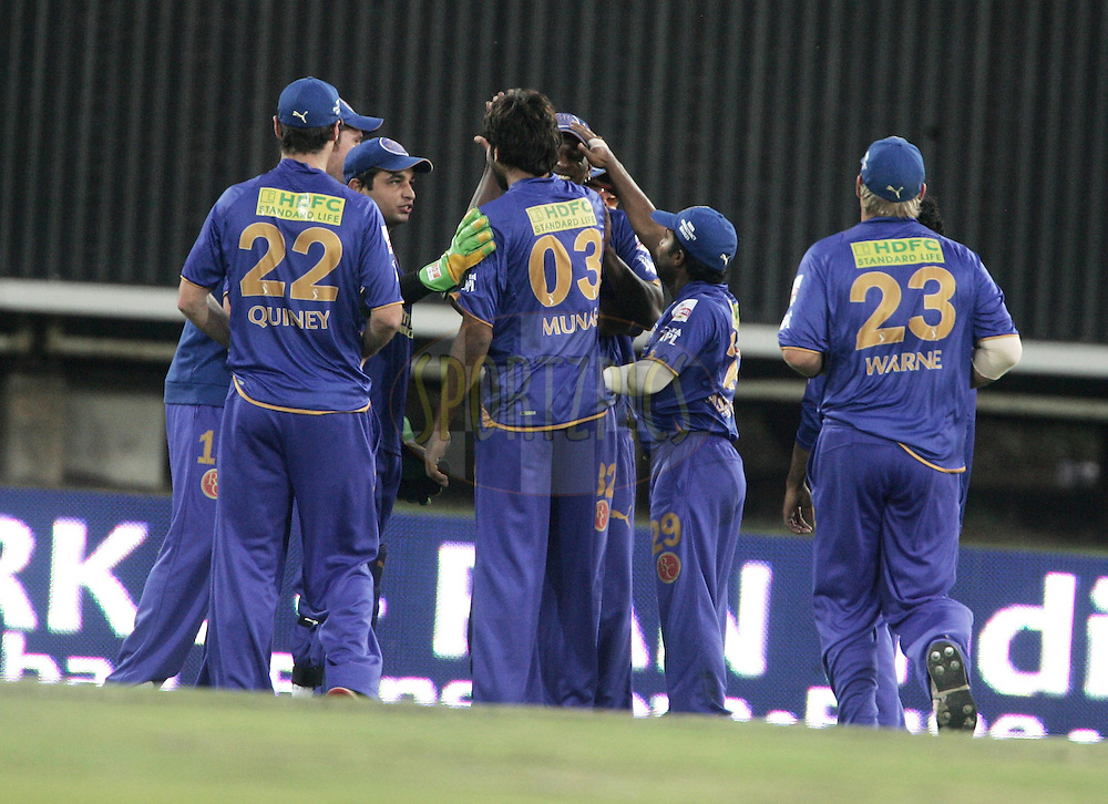 CENTURION, SOUTH AFRICA - 30 April 2009.  during the  IPL Season 2 match between the Rajasthan Royals and the Chennai Superkings held at  in Centurion, South Africa..