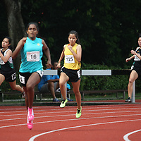 A Division Girls 400m
