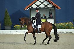 Schmidt Hubertus, (GER), Imperio 3<br /> Qualification Grand Prix Special<br /> Horses & Dreams meets Denmark - Hagen 2016<br /> © Hippo Foto - Stefan Lafrentz