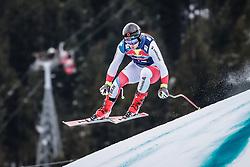 25.01.2020, Streif, Kitzbühel, AUT, FIS Weltcup Ski Alpin, Abfahrt, Herren, im Bild Mauro Caviezel (SUI) // Mauro Caviezel of Switzerland in action during his run in the men's downhill of FIS Ski Alpine World Cup at the Streif in Kitzbühel, Austria on 2020/01/25. EXPA Pictures © 2020, PhotoCredit: EXPA/ Johann Groder