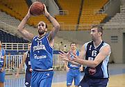 ATENE 28/08/2013<br /> AKROPOLIS CUP  ITALIA-BOSNIA <br /> NELLA FOTO LUIGI DATOME<br /> FOTO CIAMILLO