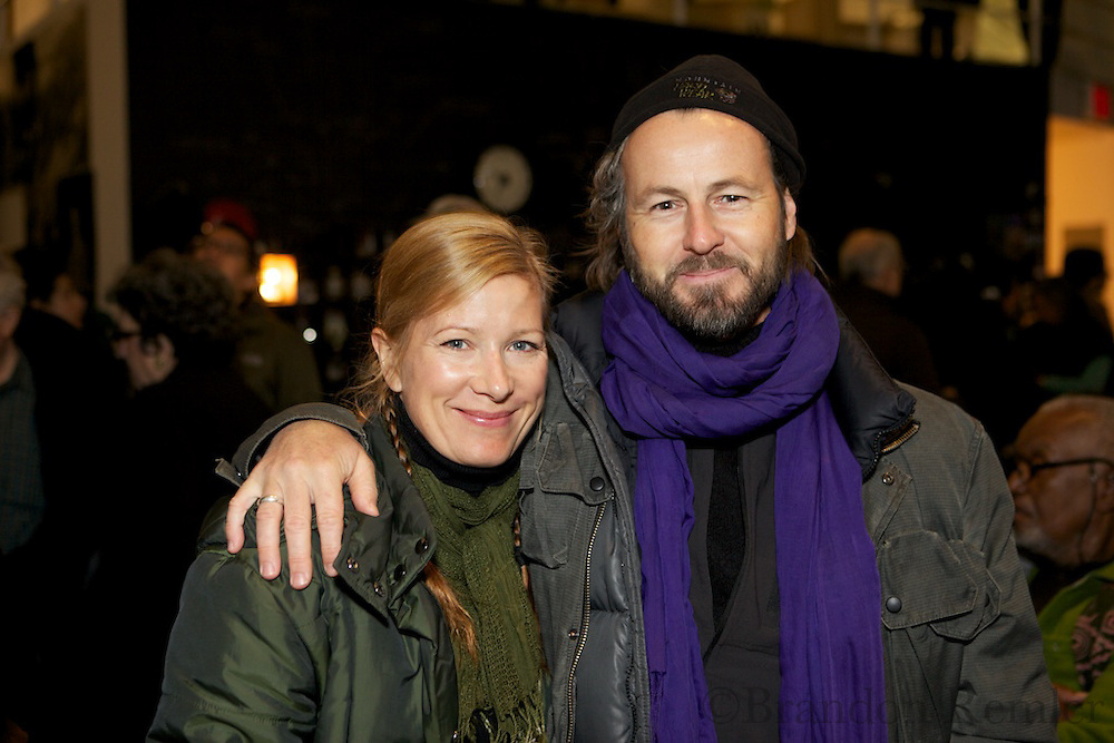 bruce davidson at levi's workshop with aperture