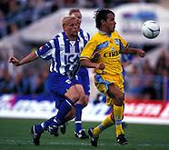 IFK Göteborg - SS Lazio 22.7.1999