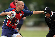 Match 11 - Armed Forces Rugby Championship, Consolation Match, USCG (44) vs USA (3)