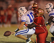 Lafayette High vs. Senatobia at LHS in Oxford, Miss. on Friday, October 8, 2010. Lafayette won 54-7.