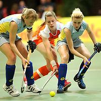 Halve finale Ukraine v Netherlands