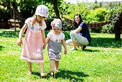 Family Malovrh - Samotorcan, on May 9, 2020 in Polhov Gradec, Slovenia. Photo by Vid Ponikvar / Sportida
