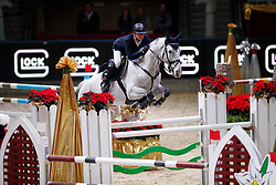 Opatrny Ales, (CZE), VDL Fakir<br /> MEVISTO Amadeus Horse Indoor Salzburg<br /> © Hippo Foto - Stefan Lafrentz<br /> 11-12-2016
