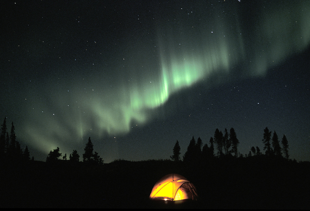 Aurora Borealis, North America