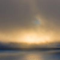 Mystical Lightscape at Coastline of Southwest Kerry Ireland Iveragh Peninsula / wt032
