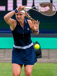 13-06-2019 NED: Libema Open, Rosmalen Grass Court Tennis Championships / Kiki Bertens (photo) vs. Arantxa Rus in second round.
