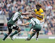 Twickenham, GREAT BRITAIN, during the Guinness Premiership match,  London Irish vs London Wasps, at Twickenham Stadium, Surrey on Sat 06.09.2008. [Photo, Peter Spurrier/Intersport-images]