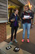 Caversham, United Kingdom. Handing out the bow No.s before the 2015 GBRowing Team, December Trials at the Training Base Nr Reading.<br /> <br /> Saturday  19/12/2015<br /> <br /> [Mandatory Credit; Peter SPURRIER/ntersport Images] [Mandatory Credit; Peter SPURRIER/Intersport Images]