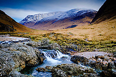 Landscapes | Glen Etive | 30 January 2017