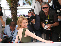 Kylie Minogue, singer and actress, at the Holy Motors photocall at the 65th Cannes Film Festival France. Wednesday 23rd May 2012 in Cannes Film Festival, France.