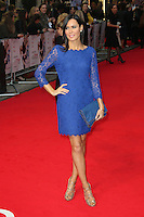 Linzi Stoppard, The Other Woman - UK Gala Screening, Curzon Mayfair, London UK, 02 April 2014, Photo by Richard Goldschmidt