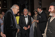 LORD ASHBURTON; CHAIM TOPOL; CAMERON BLAKELEY, Opening of Grange Park Opera, Fiddler on the Roof, Grange Park Opera, Bishop's Sutton, <br /> Alresford, 4 June 2015