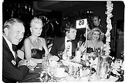 Donald Trump and Ivana Trump, Gamboling gala, Hilton, 18th November 1988© Copyright Photograph by Dafydd Jones 66 Stockwell Park Rd. London SW9 0DA Tel 020 7733 0108 www.dafjones.com