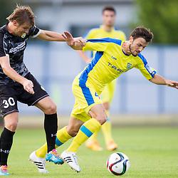 20150920: SLO, Football - Prva liga Telekom Slovenije 2015/16, NK Domzale vs FC Luka Koper