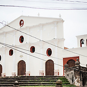 The The Centro Cultural Convento San Francisco, located just a couple of blocks from Parque Central in Granada, is dedicated to the history of the region.