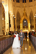 Wedding at St. Patrick's Cathedral
