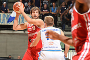 Simas Jasaitis<br /> Red October Cantu' - Consultinvest Pesaro<br /> LegaBasket 2016/2017<br /> Desio 13/10/2016<br /> Foto Ciamillo-Castoria