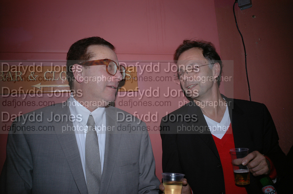 Lord Saatchi, Opening night of Embers, Duke of York's theatre. St. Martin's Lane. London. 1 March 2006. ONE TIME USE ONLY - DO NOT ARCHIVE  © Copyright Photograph by Dafydd Jones 66 Stockwell Park Rd. London SW9 0DA Tel 020 7733 0108 www.dafjones.com