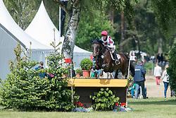 Sommer Josefa, (GER), Hamilton 24<br /> CIC3* Luhmuhlen 2015<br /> © Hippo Foto - Jon Stroud<br /> 20/06/15
