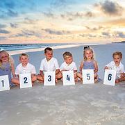 Hogancamp Family Beach Photos