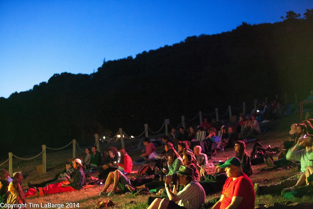 Huichica Music Festival 2014 held at Gunlach Bundschu Winery in Sonoma, CA. Photo © Tim LaBarge 2014